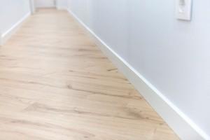 Natural wooden flooring from Belgium